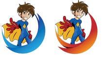 Bài tham dự #15 về Graphic Design cho cuộc thi Design an awesome vector logo for a superhero character -