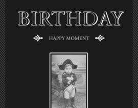 #1 para Birthday Invitation Card - timeframe 1 day! por vishnuremesh