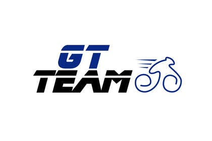 nº 37 pour Road bike team logo par akritidas21