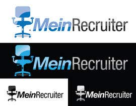 #9 para Design eines Logos for a Recruiting Web App por zaldslim