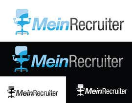 #10 para Design eines Logos for a Recruiting Web App por zaldslim