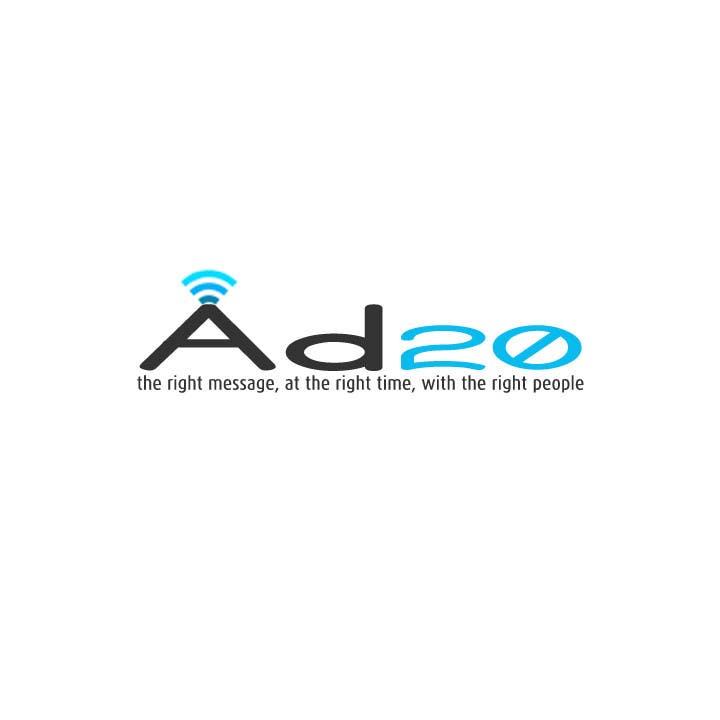 Bài tham dự cuộc thi #62 cho Design a Logo for Ad20