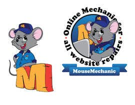 #16 para Design a Logo for Mouse Mechanic por howthesun