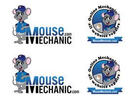 #38 para Design a Logo for Mouse Mechanic por howthesun