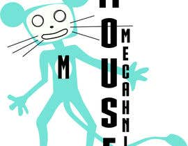 #30 para Design a Logo for Mouse Mechanic por Kikkumanen