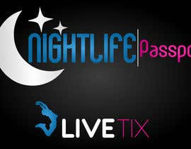 #19 cho Design a Logo for Nightlife Passport & LiveTix.net bởi VEEGRAPHICS