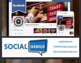 Nro 2 kilpailuun Social Media Marketing Flyer käyttäjältä rahul1601