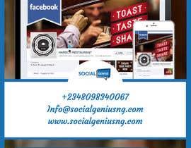 Nro 4 kilpailuun Social Media Marketing Flyer käyttäjältä rahul1601