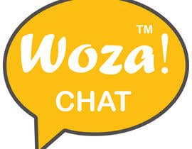 #105 for Logo Design for Woza IM Chat by WashburnMarket24