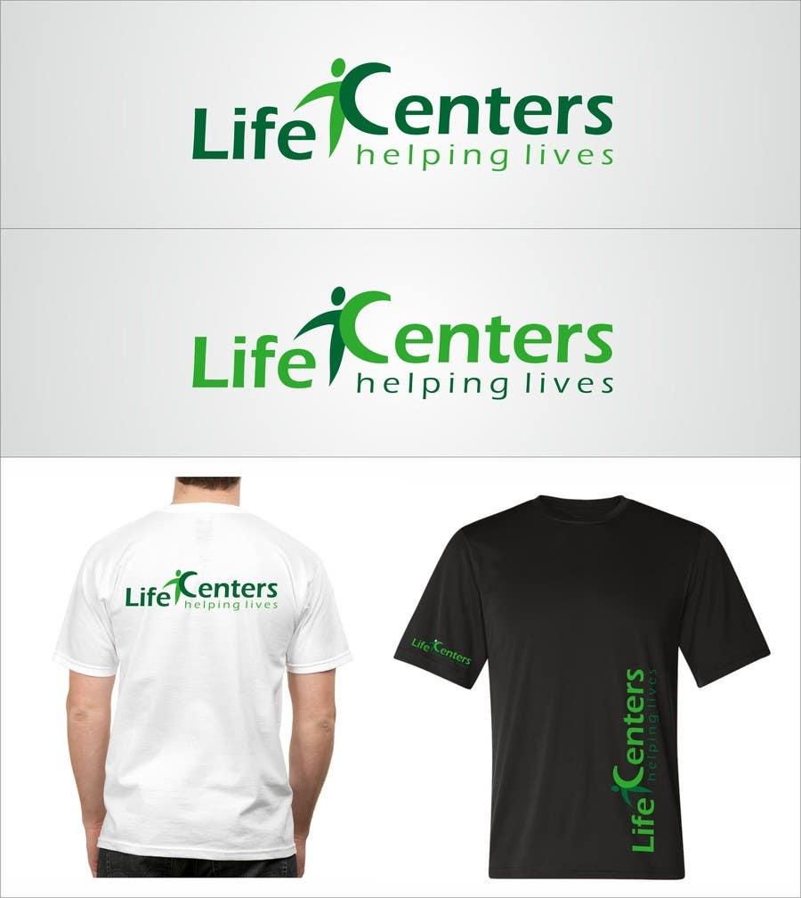 Penyertaan Peraduan #156 untuk Design a Logo for  Life Centers - Helping Lives