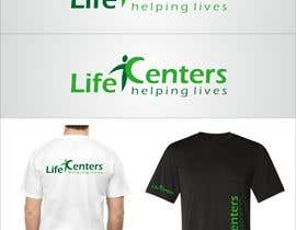 #156 for Design a Logo for  Life Centers - Helping Lives af TATHAE