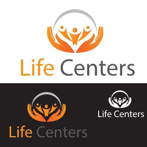 Penyertaan Peraduan #88 untuk Design a Logo for  Life Centers - Helping Lives