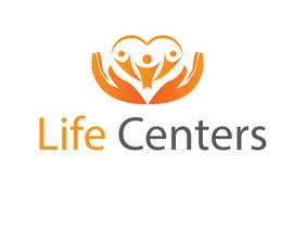 #128 for Design a Logo for  Life Centers - Helping Lives af arkwebsolutions