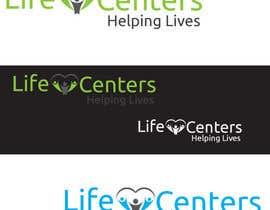 #135 for Design a Logo for  Life Centers - Helping Lives by arkwebsolutions