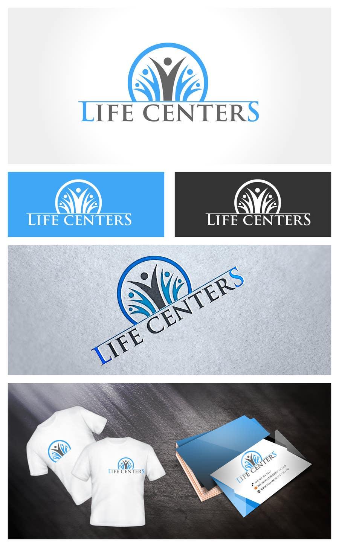 Bài tham dự cuộc thi #76 cho Design a Logo for  Life Centers - Helping Lives