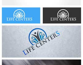 #76 for Design a Logo for  Life Centers - Helping Lives af thimsbell