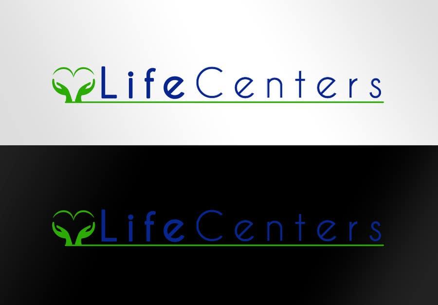 Konkurrenceindlæg #98 for Design a Logo for  Life Centers - Helping Lives