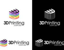 #183 for Design a Logo for a 3D Printing company by dondonhilvano
