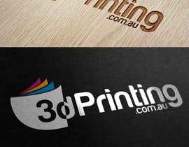 #203 for Design a Logo for a 3D Printing company af jass191