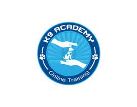 Nro 14 kilpailuun K9.Academy logo design käyttäjältä gopiranath