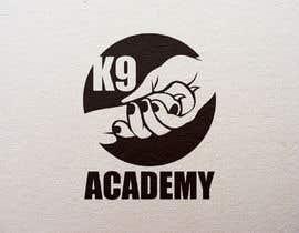 webupstudio1 tarafından K9.Academy logo design için no 1