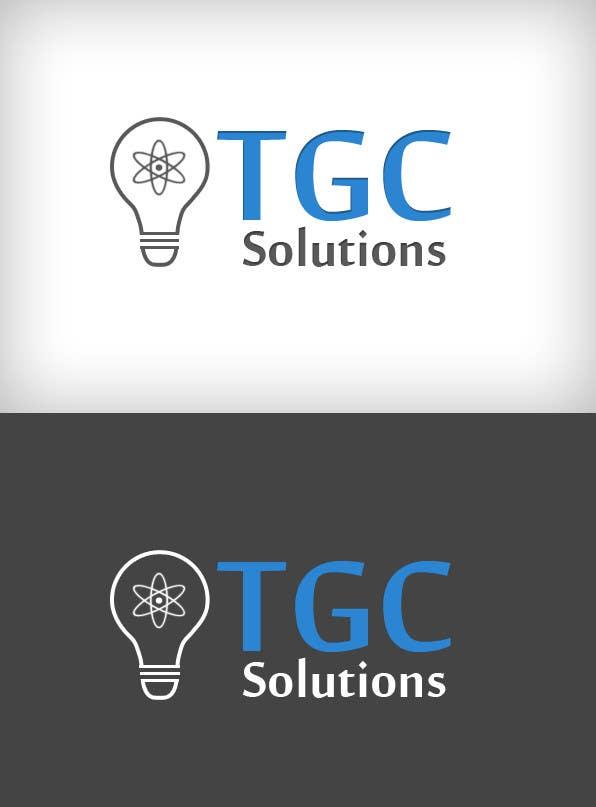 Proposition n°44 du concours Design a Logo for TGC Solutions