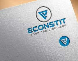 Nro 130 kilpailuun Concevez un logo ECONSTIT käyttäjältä AmanGraphics786