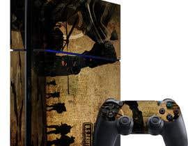 Nro 7 kilpailuun Illustrate a graphic with a Marines theme for a PS4 and xbox one console skin käyttäjältä Abhishek021992