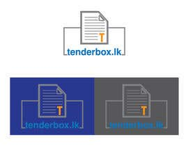 FreelancerAP tarafından Designing a unique and attractive logo for tenderbox.lk website için no 28