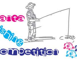rfajmal4 tarafından Design a Logo for fishing competition için no 40