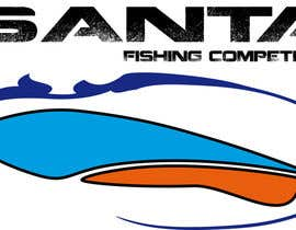 #49 para Design a Logo for fishing competition por josecba
