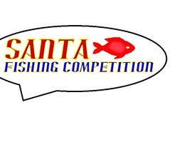 #38 para Design a Logo for fishing competition por RheaGh