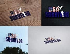 Nro 16 kilpailuun Design a Logo USA Survivor käyttäjältä cristinaa14
