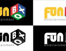 #101 for Logo for Funbox Entertainment by surabi123