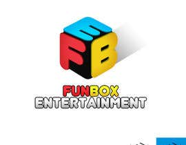 #82 for Logo for Funbox Entertainment by SirSharky