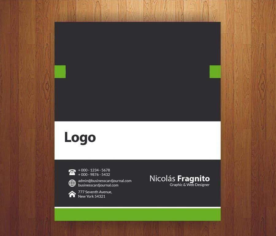 Proposition n°1 du concours Design Some Business Cards