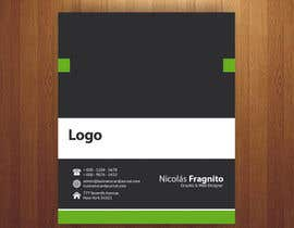 nº 1 pour Design Some Business Cards par NicolasFragnito
