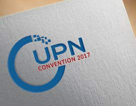 pagly2 tarafından UPN Convention 2017 Logo and UPN graphic için no 148