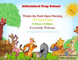 #5 para Design Flyer for School Open Morning por oomayghazala