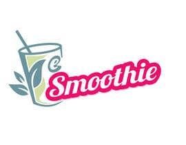 Nro 23 kilpailuun Design a Logo for a Smoothie Website käyttäjältä rreyad