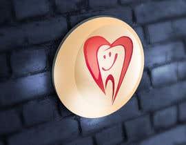 Nro 9 kilpailuun Logo for Dentist office/ Zaprojektuj logo gabinetu stomatologicznego käyttäjältä Eugenya