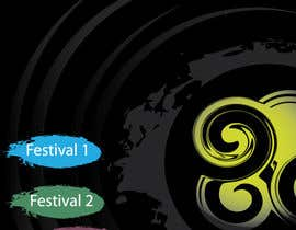 #4 pentru Graphic Design for Music Festival Guide (iPhone Application) de către todeto