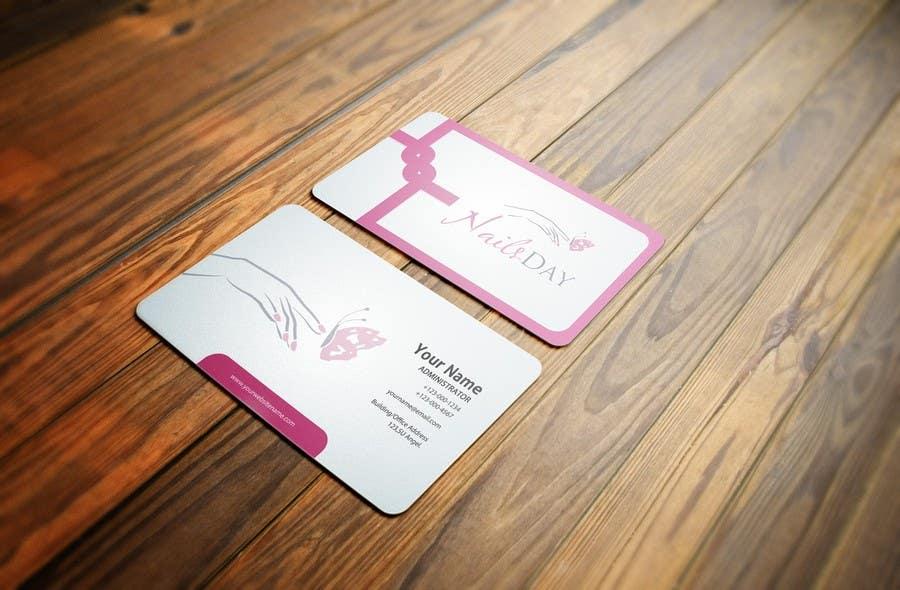 Inscrição nº 12 do Concurso para Develop & Design a Brand New Corporate Identity for Nail Salon