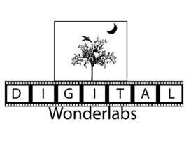 #157 para Logo Design for Digital Wonderlabs por branislavad