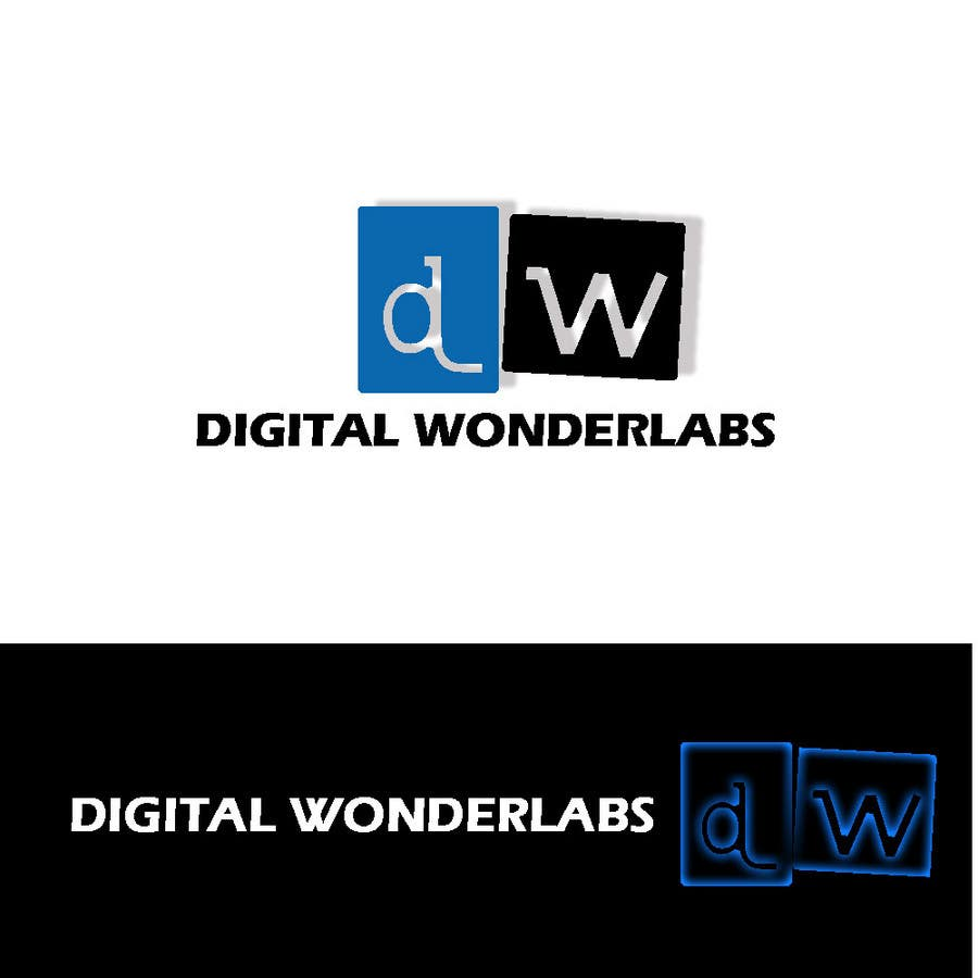 Kilpailutyö #37 kilpailussa Logo Design for Digital Wonderlabs