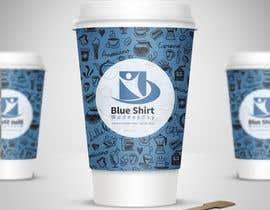 carethv26 tarafından Design a label (print) for a disposable coffee cup için no 2
