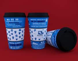 NAnimationStudio tarafından Design a label (print) for a disposable coffee cup için no 14