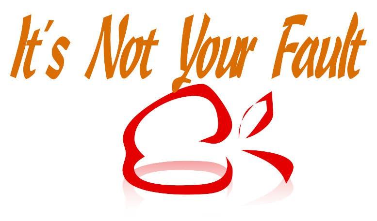 Penyertaan Peraduan #                                        2                                      untuk                                         Develop a Corporate Identity for It´s Not Your Fault