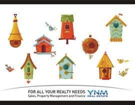Nro 53 kilpailuun Design an Advertisement for YNM Real Estate käyttäjältä lobsanggg