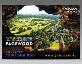 Nro 57 kilpailuun Design an Advertisement for YNM Real Estate käyttäjältä Iddisurz